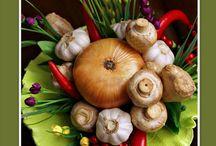 Kytice jedlé - Edible bouquets