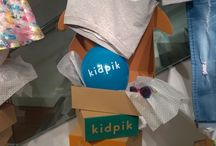 Client: kidpik / kidpik is a subscription box service for girls sizes 4 to 14.