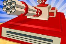 Blocky Tanks Force Mod Apk 1.3 Mod Money