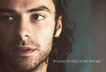 Delicious Aidan Turner! / by Victoria Gibbs
