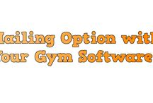 Mailing System / The basic things you need to take care about your GYM candidates are how familiar you are with them, how friendly you are. So, to make and feel your gym candidates special in all, Our GYM Application Software also provides facilities for wishing them on their Anniversary, Birthday and lots of occasions through Mailing.