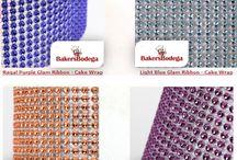 We Sell Glam Ribbon / Find Glam Ribbon here at #BAKERSBODEGA