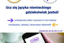 Języki online / Nauka języka niemieckiego online z lektorem