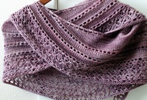 Shawls, wraps, scarves, etc. / by Charlotte H