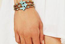 Cross bracelet ideas