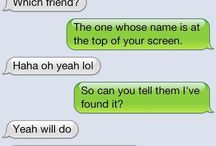 love funny text