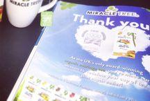 Enjoying #Moringa #Tea! / Share your favorite #miracletree moments with us! :)