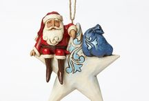 Decorating the tree for 2015! / New for 2015 Christmas ornaments from Lenox, Lladro, Department 56, Spode & Jim Shore