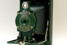 vintage / retro cameras