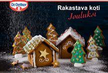Rakastava koti jouluksi / #leivojakoristele #rakastavakotijouluksi @droetkersuomi