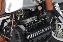 BMW k100 cafè Racer