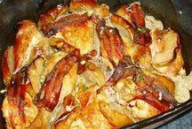 Tepsis csirke