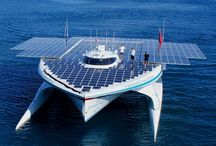 solar boats / Solar boats from all over the world
