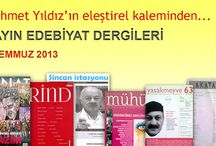 Edebiyat Dergileri