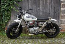 Scrambler / Motorradumbau
