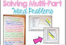 Mathematics / Maths problem solving and group activities.