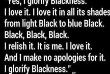proud of black