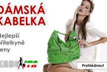 KABELITA.cz / Kabelky, peněženky, móda.