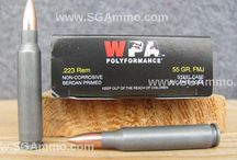 Ammo / Products available from SGAmmo.com