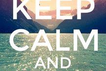 Keep of calm
