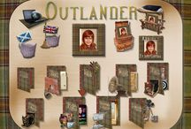 Annika Danielsson My Outlander icon theme / Here are my icons for your computer in my own Outlander theme. You just have to take them if you want. I accept orders on different themes for computers in all styles that imagination has limitations to. Contact me only.