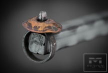 Metal Design Rings