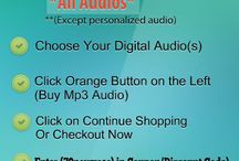 Coupon Codes / Savings and more Savings on All Digital Audios / by Roger N Quevillon, M.Msc