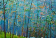 Painting - Wolf Kahn