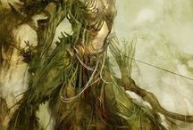 Costumes: Build-a-dryad