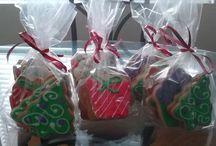 Christmas cookies  / by Clara
