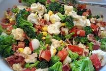 Salads / by Brandy Shumway