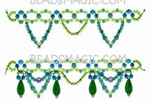 Crafty: Patterns for beads / by Lisanne d