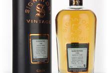 Glenrothes single malt scotch whisky / Glenrothes single malt scotch whisky