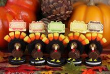 Thanksgiving Time! / Baking...Decorations...Recipes....etc. / by Christine Phillips