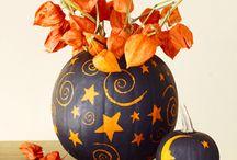 Decorations for the holidays / Feestversieringen