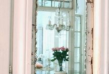home decor: mirror * Spiegel