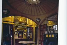 Perfect interior spaces / Places we would want to have lived before the 20th century