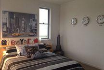 New York bedroom ideas