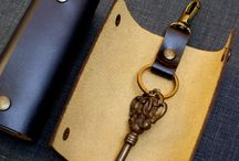 Cases for keys. / Cases for keys.