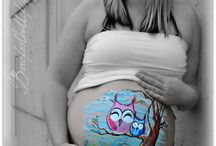 idee bellypaint