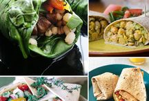 Healthy Wraps / by Basimah Zahir