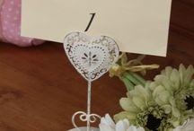 Heart Themed Weddings
