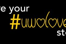 #uwolove / Do you love the SRWC, buffalo chicken wraps or maybe you met your partner at UW Oshkosh.   We want to know: what is your #uwolove story? / by uwoshkosh