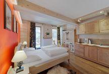 Willa Tatiana lux / luksusowe apartamenty w Zakopanem