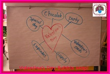 Valentine's Day / Feb. 14th: ideas, crafts, cards, valentines for class to celebrate Valentine's Day