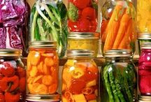 Saving for Tomorrow / Canning and Preserving / by Tammy Seigler