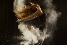 Movement, dance photography