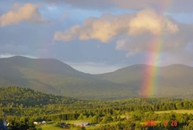Why the White Mountains? / beauty, mountains, landscape, outdoors / by Santa's Village
