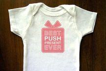 ALL THINGS: Push, Pregnancy, & Baby