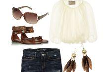 Clothing... / by Hanna Graham